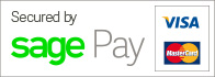 Safe and Secure with Sage Pay