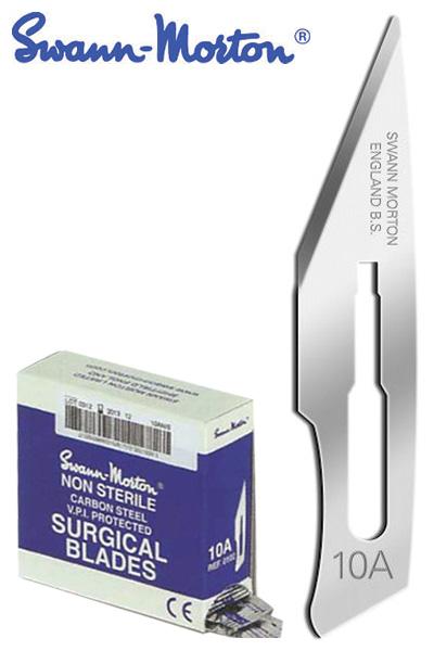 Swann Morton 10A Scalpel Blades
