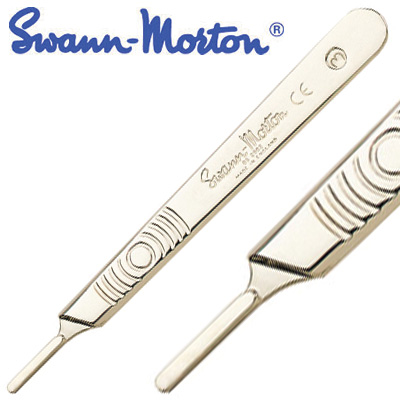 Swann Morton No.3 Surgical Scalpel Handle